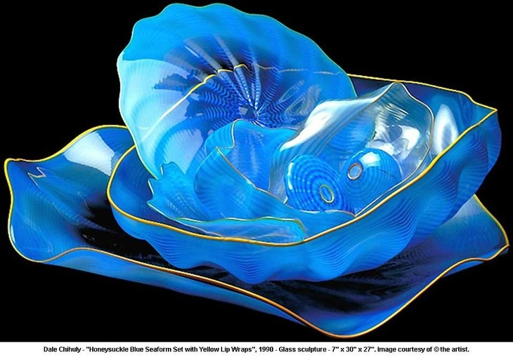 Glass work as art