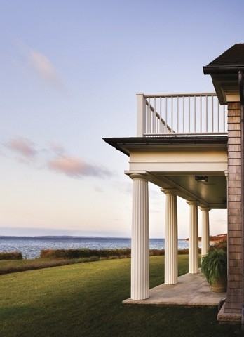 Last glimpse of a home that is understated but elegant, comfortable and inviting. With the view, what is not to love.