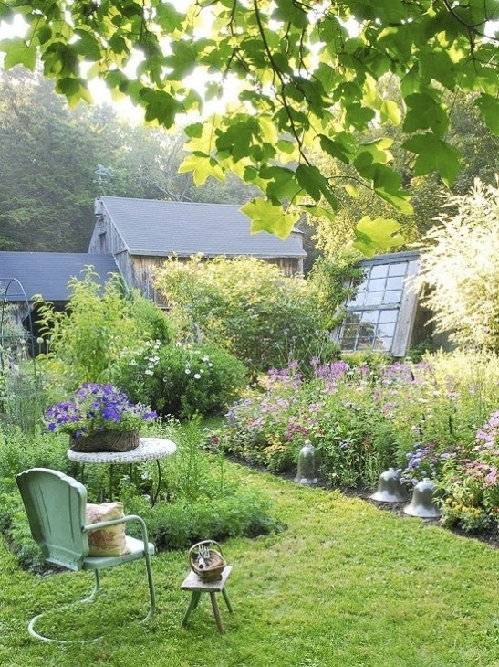 Five Facts About Cottage Garden Design
