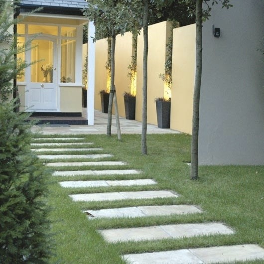 Moderner Formaler Garten : Formal done modern The planning and approach follows the same ideals