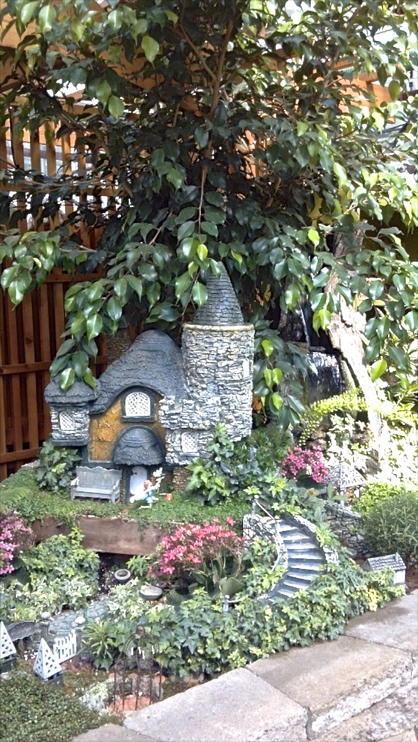 Tonkadale Garden Center Fairy Garden