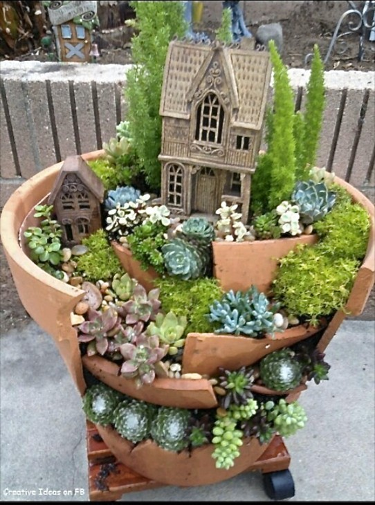 Whimsical Home And Garden