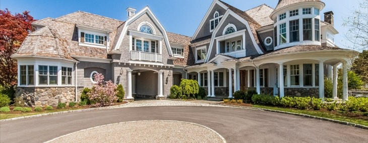 A Connecticut Shingle Home of a Different Sort