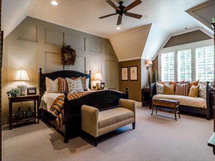 Elegant Lodge Style In Georgia