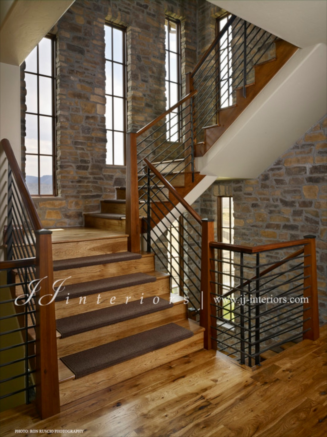 Modern Staircase Nice Home Design