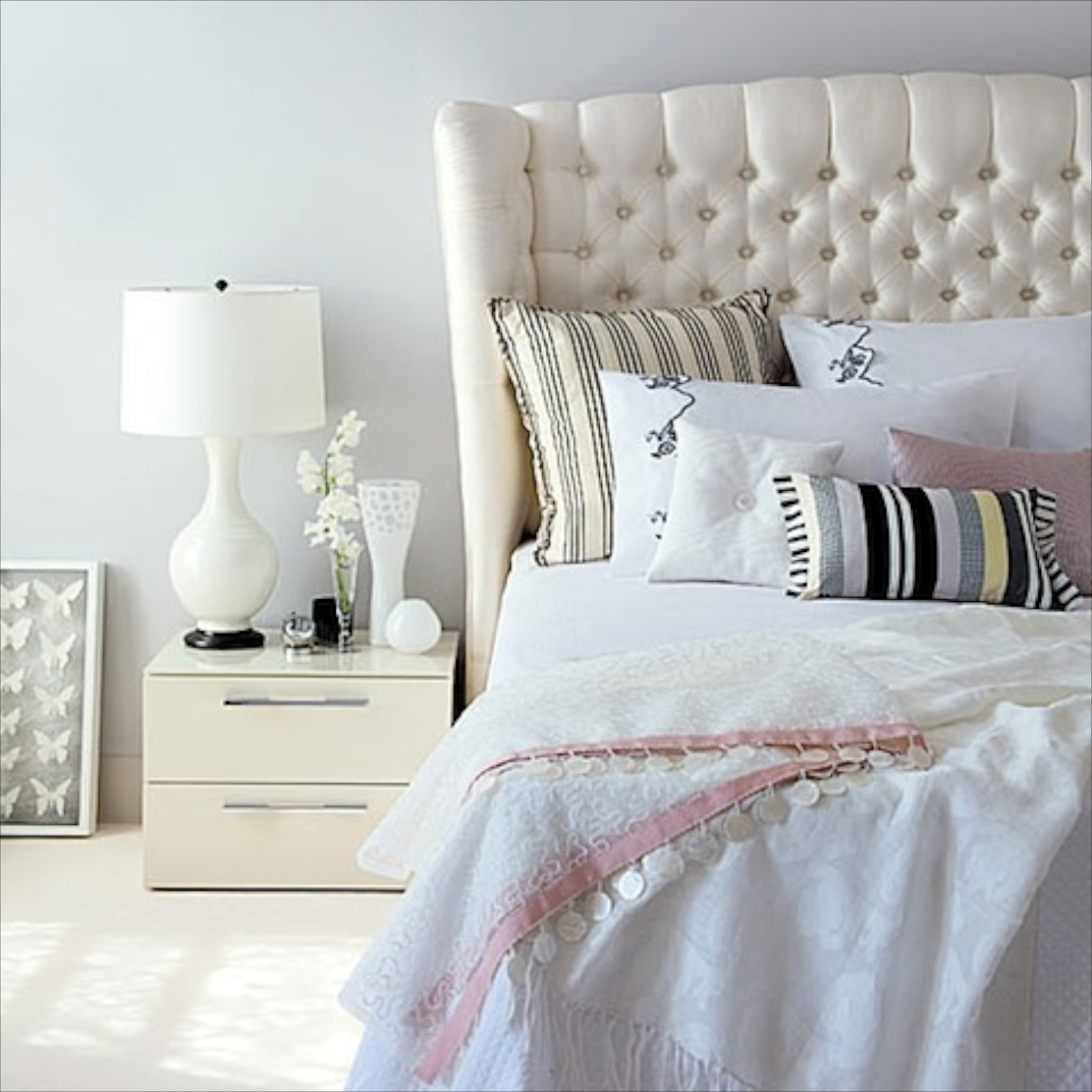 18 white color decorating room ideas bedroom luxurious
