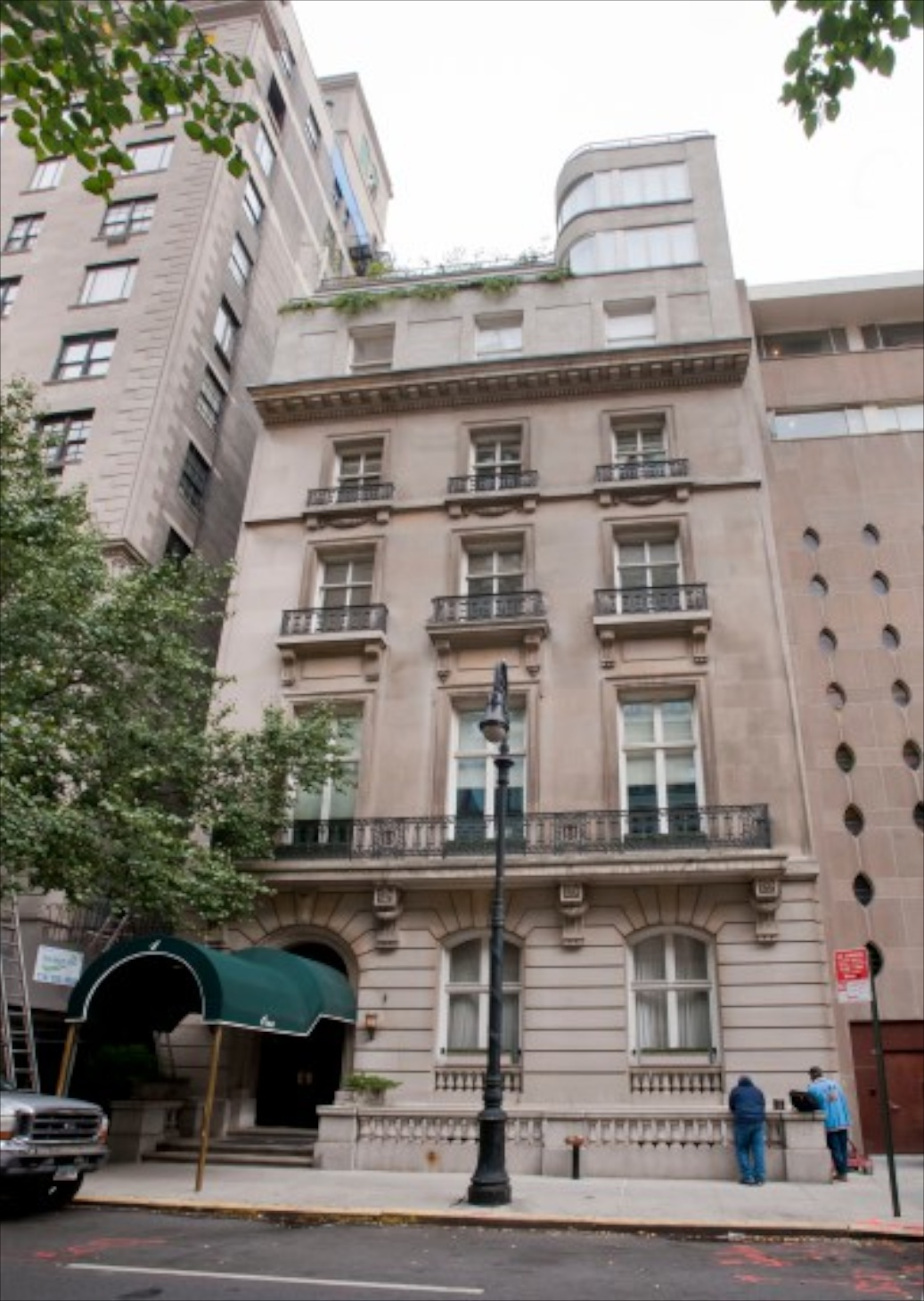 Joan Rivers Apartment Building there is a lesson here……