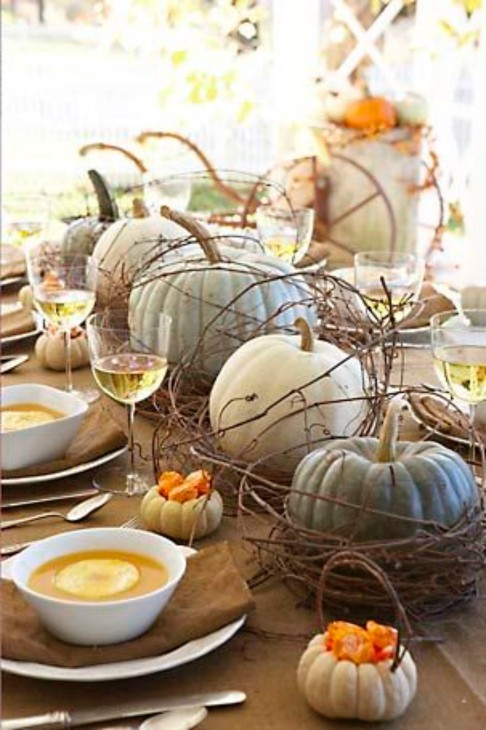 thnaksgiving tablescape