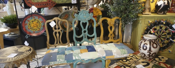 Some Fun Furniture Finds from High Point…..