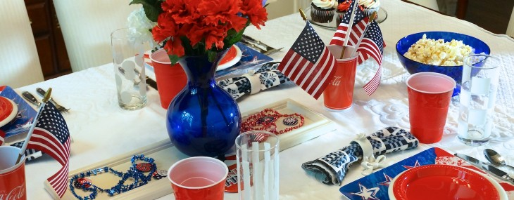 Fourth of July…..it's almost here!