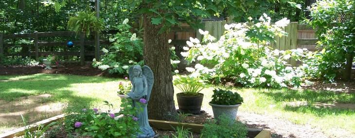 Expanding a Garden Space