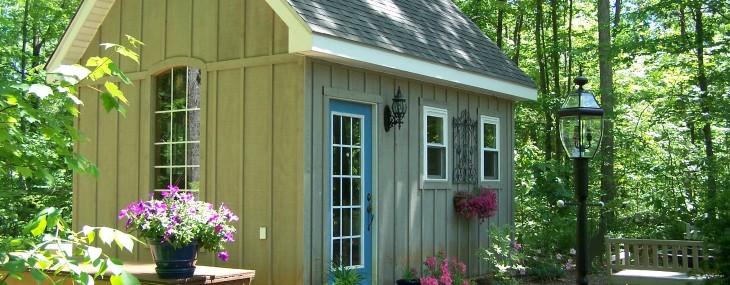 Garden House Redo-Done!