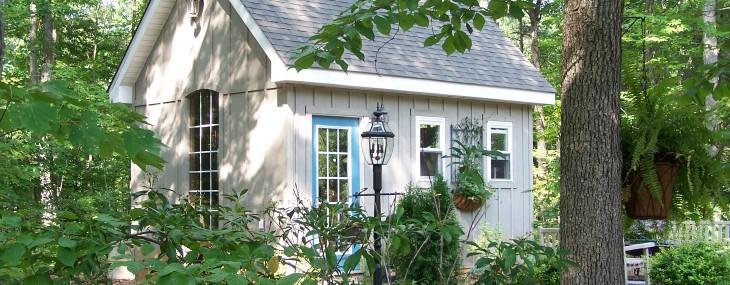 Garden House Redo