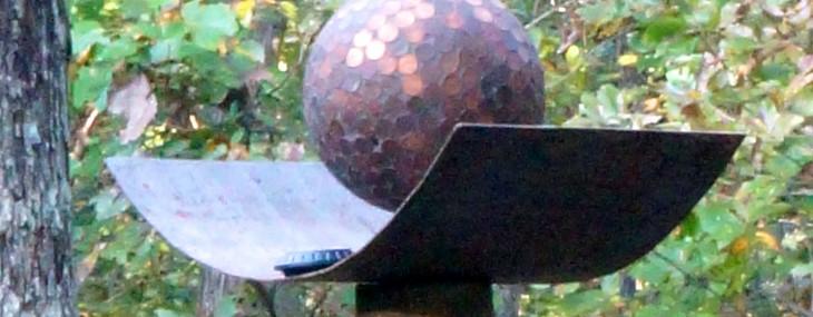 Penny Ball Garden